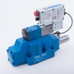 New two-stage AxisPro KBH servo-proportional valves from Eaton