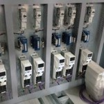 Variable speed drives improve glass quality
