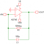 Understanding and using charge amplifiers