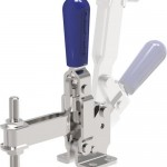 Clamp-Rite introduces stainless steel toggle clamps built for corrosive environments