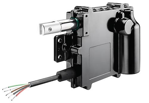 Throttle Actuator Control : Electric throttle actuators increase efficiency and user
