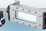 EF1A flood lights designed for areas requiring hazardous location ratings