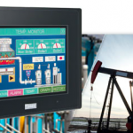"High-performance 5.7"" HG2G HMI series for added protection"