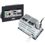 HMI+PLC with extensive analog capability from IDEC