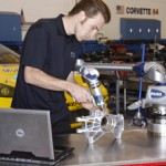 Corvette Racing uses 3D measurement to maximize manufacturing efficiencies