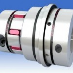 What is a vibration-damping safety coupling?