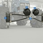 Adaptive suspension system keeps tractors comfortable and flexible