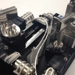 Micro stepping linear motors help imaging research