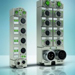 Beckhoff Automation introduces new EtherCAT Box I/O modules with die-cast zinc housings