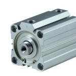 Economical compact pneumatic cylinders