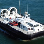 Longest endless timing belts help propel hovercraft