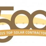 Solar Power World Releases 2015 Top 500 Solar Contractors List