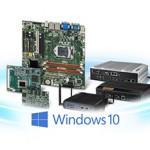Advantech launches full support of Microsoft Windows 10 enabling the IoT