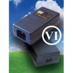 New Level VI efficiency 50 Watt desktop switcher for ITE & medical applications