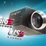 High resolution USB 3.0 Grasshopper camera from Point Grey