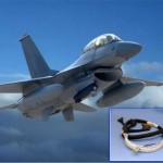 Cicoil flat cable assemblies for targeting systems