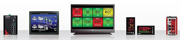 Red-Lion-HMI-devices