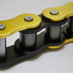 Roller chain for high speed & harsh environments from Tsubaki Power Transmission, LLC