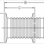 How are bellows couplings made?