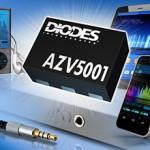 Diodes Incorporated enables cost-effective headset detection with low power IC in miniature package