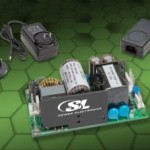 Power supplies sport high efficiency, low noise
