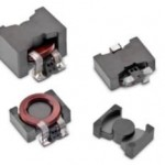 SMD flat power inductors keep a low profile