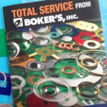 Boker's 2015 Sample Pack and Total Service Brochure Now Available
