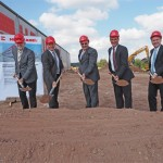 HELUKABEL holds ground-breaking ceremony for manufacturing plant expansion