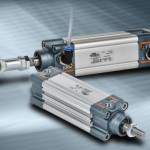ISO pneumatic air cylinders