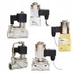 High flow, high pressure direct operating solenoid value series from Gems Sensors & Controls