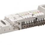 Electro-pneumatic pressure regulator for pneumatic valve manifold