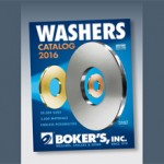 Boker's 2016 Washer Catalog Now Available