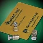 New PEM® ReelFast® Surface Mount Spring-Loaded Captive Panel Screws  Install Precisely and Permanently Where Designed on Printed Circuit Boards