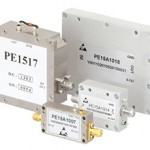 Economical coax-packaged RF amps cover 9 kHz to 3 GHz