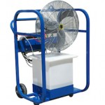 Larson Electronics to release Explosion Proof Portable Air Chiller with 32 Gallon Water Tank