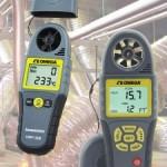OMEGA introduces Mini Handheld Anemometers