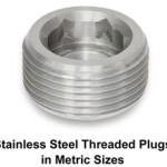 J.W. Winco, Inc. Gn 252.5 Threaded Plugs Perform Spring Retention
