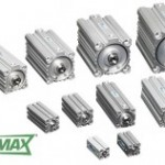 Drop-In cylinder available for compact applications