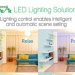 GreenPeak launches next generation wireless LED Lighting solution