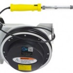 "Larson Electronics releases new 14"" LED task light with 50' cord reel"