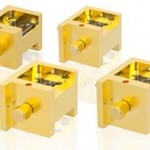 Waveguide frequency mixers operate across Ka, Q, U, V, E & W millimeter-wave bands