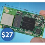SoM carries 528-MHz ARM Cortex-A7 processor