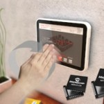 Multi-touch and 3D-gesture modules for displays