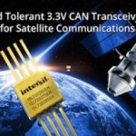 Rad-tolerant 3.3V CAN transceivers for satcom apps