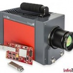 10 GigE interface for thermographic cameras
