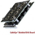 New connector board for CableEye testing systems