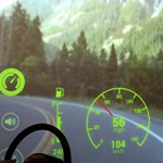 Predictive motion-based eye tracking to control cars and wearable AR/VR headsets