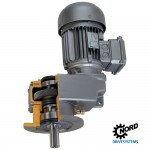 Worry free mixing with heavy-duty spread bearing design