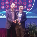 Minnesota Rubber and Plastics receives 2015 best quality award from Xiamen Runner Industrial Corporation