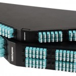 CABLExpress introduces angled patch panels at Data Center World Conference